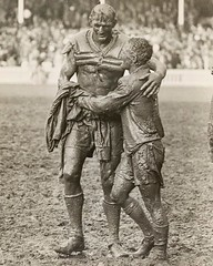 Norm Provan and Arthur Summons after the 1963 NRL grandfinal[963×1200] #HistoryPorn #history #retro http://ift.tt/1TJANH4