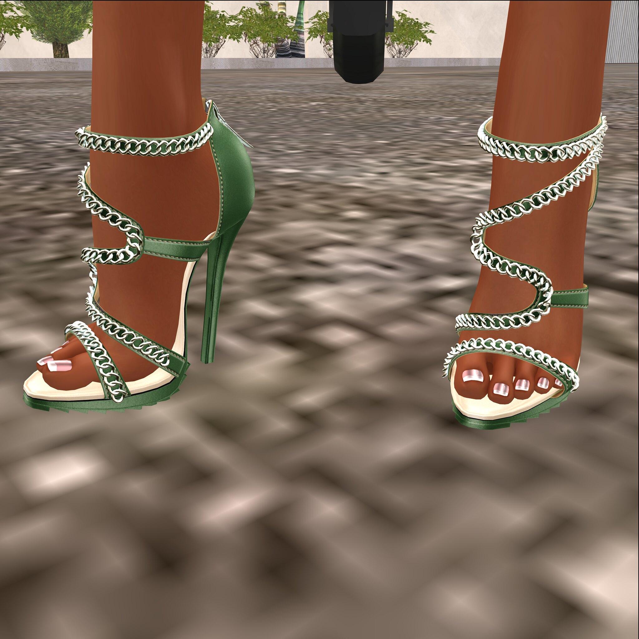 {AnaMarkova}@Designer Showcase- Katina Heels