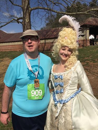 Asheville Half Marathon 6