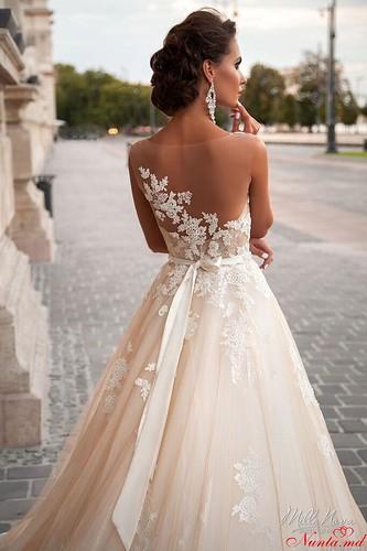 Свадебный Салон Cocos-Вся роскошь и элегантность свадебной моды в одном месте! > Теперь в салоне! Платье JENEVA от MillaNova 2016!