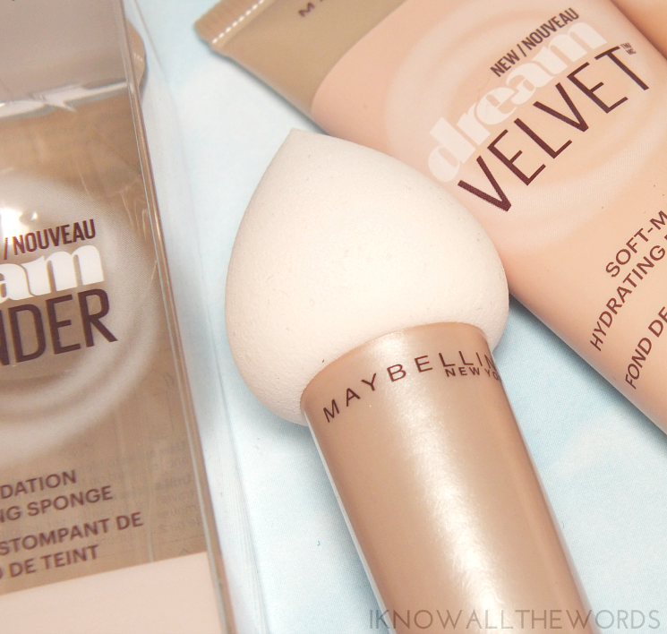maybelline dream blender foundation blending sponge (2)