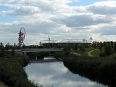 GOC Walthamstow to Stratford 216: River Lea, Queen Elizabeth Olympic Park