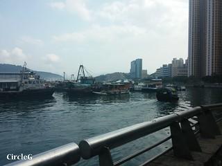 CIRCLEG 圖文 東龍島 遊記 一天遊 香港 西灣河 船 (4)