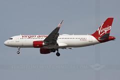 Virgin America Airbus A320-214 N283VA
