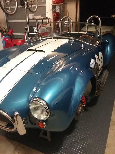56 Shelby Cobra