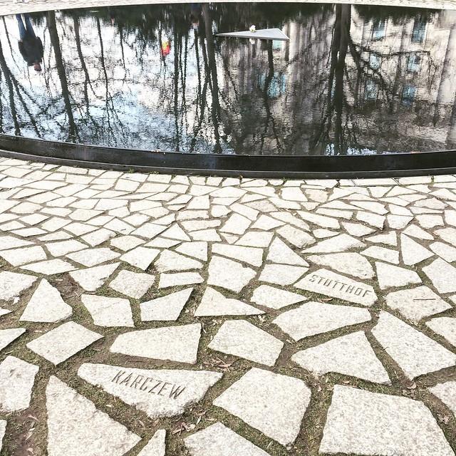 Sinti and Roma Memorial