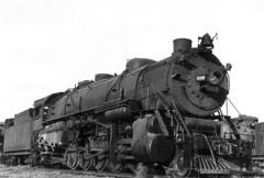 CB&Q 2-10-2 Class M-3 6300