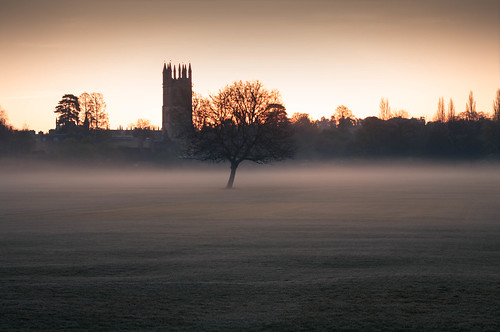 trees green sunrise landscape photography spring university pentax ngc smith oxford harvey bluehour mayday oxfordshire 2016 universityofoxford harveysmithphotography2016