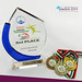 Crystal Trophies & Award Medals Manufacturer in Abu Dhabi, UAE by mediaciti