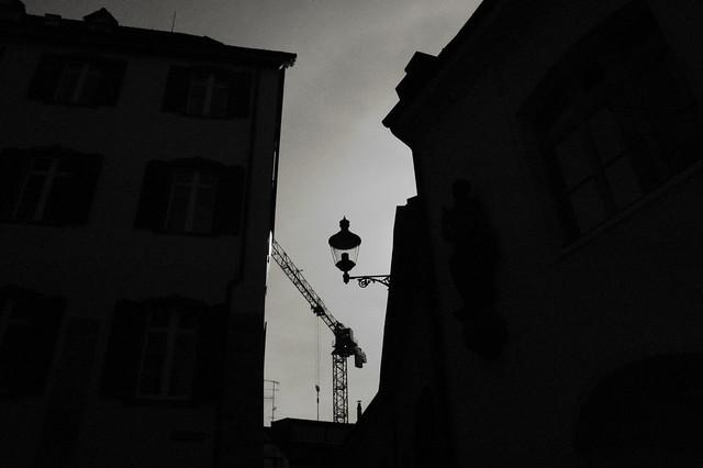 Schlüsselberg, Basel, CH