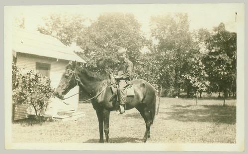 Boy on a Horse