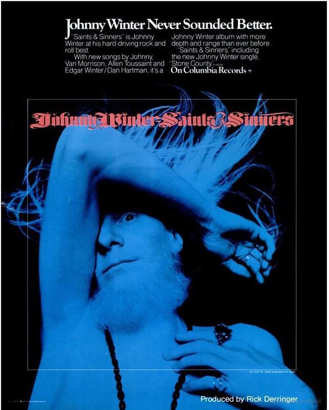 JWS Saint Sinnerrs Billboard