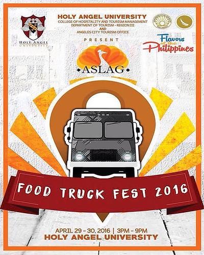Food truck Festival #holyangeluniversity #angelescity