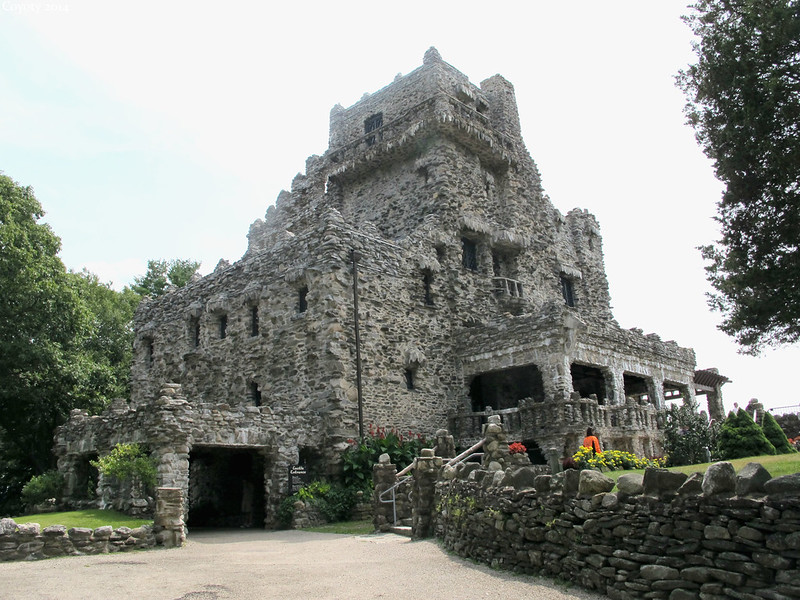 Full Frontal Gillette Castle