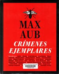 Max Aub, Crímenes ejemplares