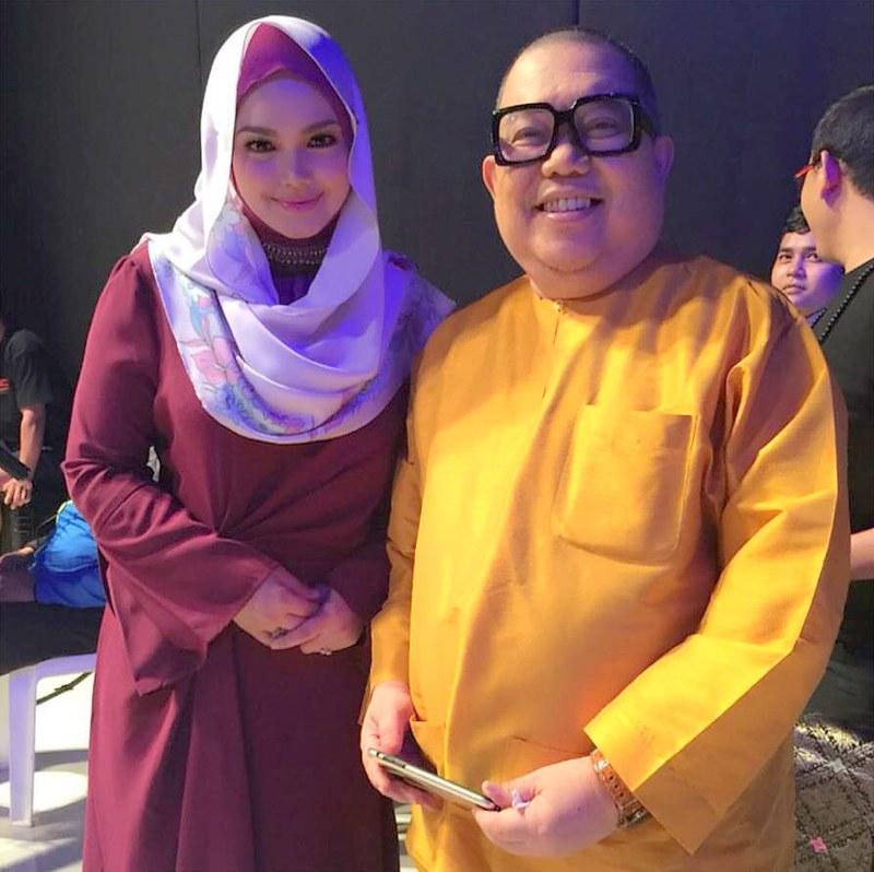 Siti Nurhaliza & Pak Ngah