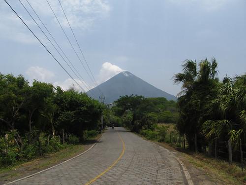 Isla de Ometepe: le volcan Concepción