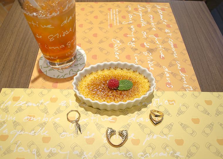 LOccitane Cafe Tokyo Menu Review 2