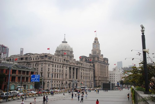 53 Bund en Shangai
