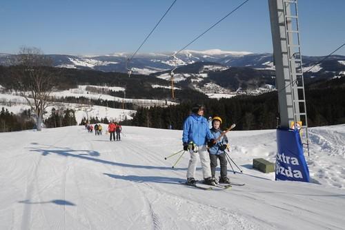 Lyžujte v lyžařském areálu ŠACHTY s 28% slevou do konce zimní sezóny 2015/16