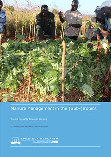 Manure manual cover page