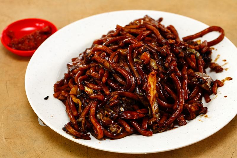 Petaling Street Fried Hokkien Mee Jinjang