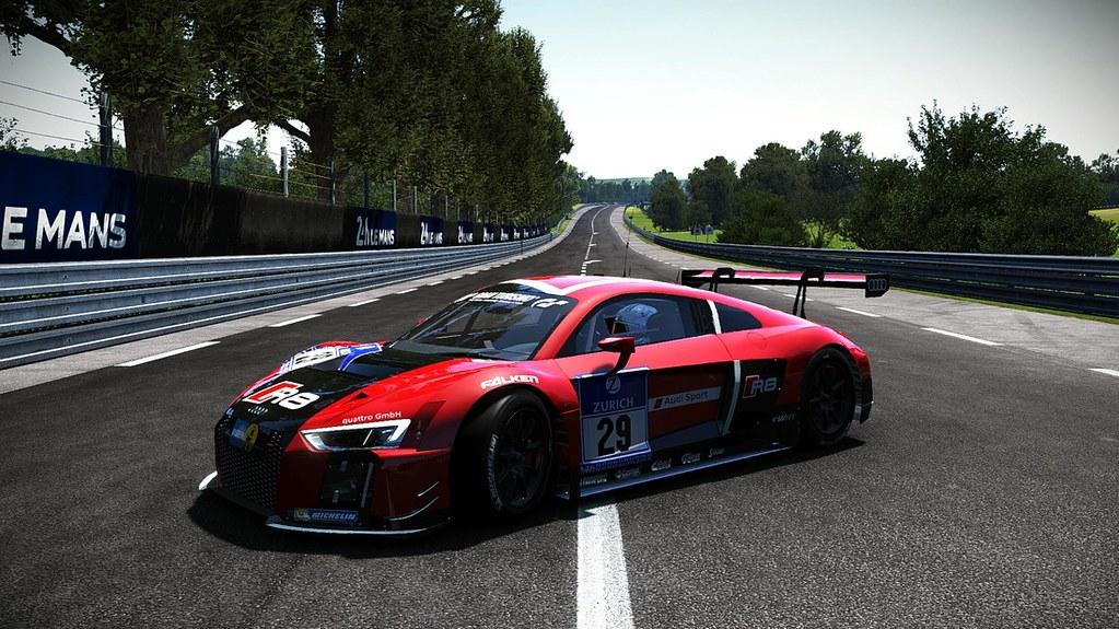 Project CARS Audi R8 LMS 2015