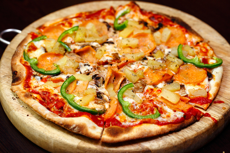 Pizza Brava Casanova Pizza