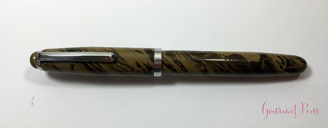 Review Gama Popular Fountain Pen - Flex @FPRevolution (1)