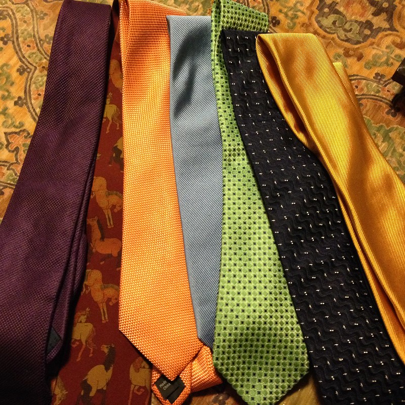 31 days of magic: ties