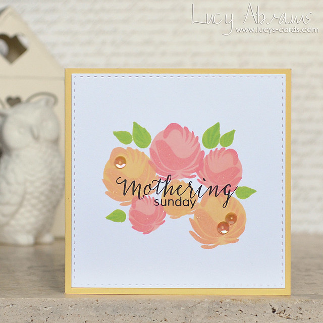 Mothering Sunday by Lucy Abrams