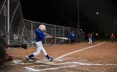 #linedrive to left field with a three-run inside the park #homerun! #goodjobkid #batter #son #dodgers #littleleague #baseball #burbankplayersleague