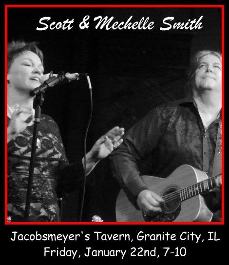 Scott and Mechelle Smith 1-22-16