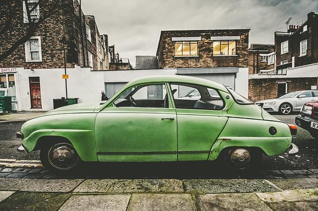 London car 3