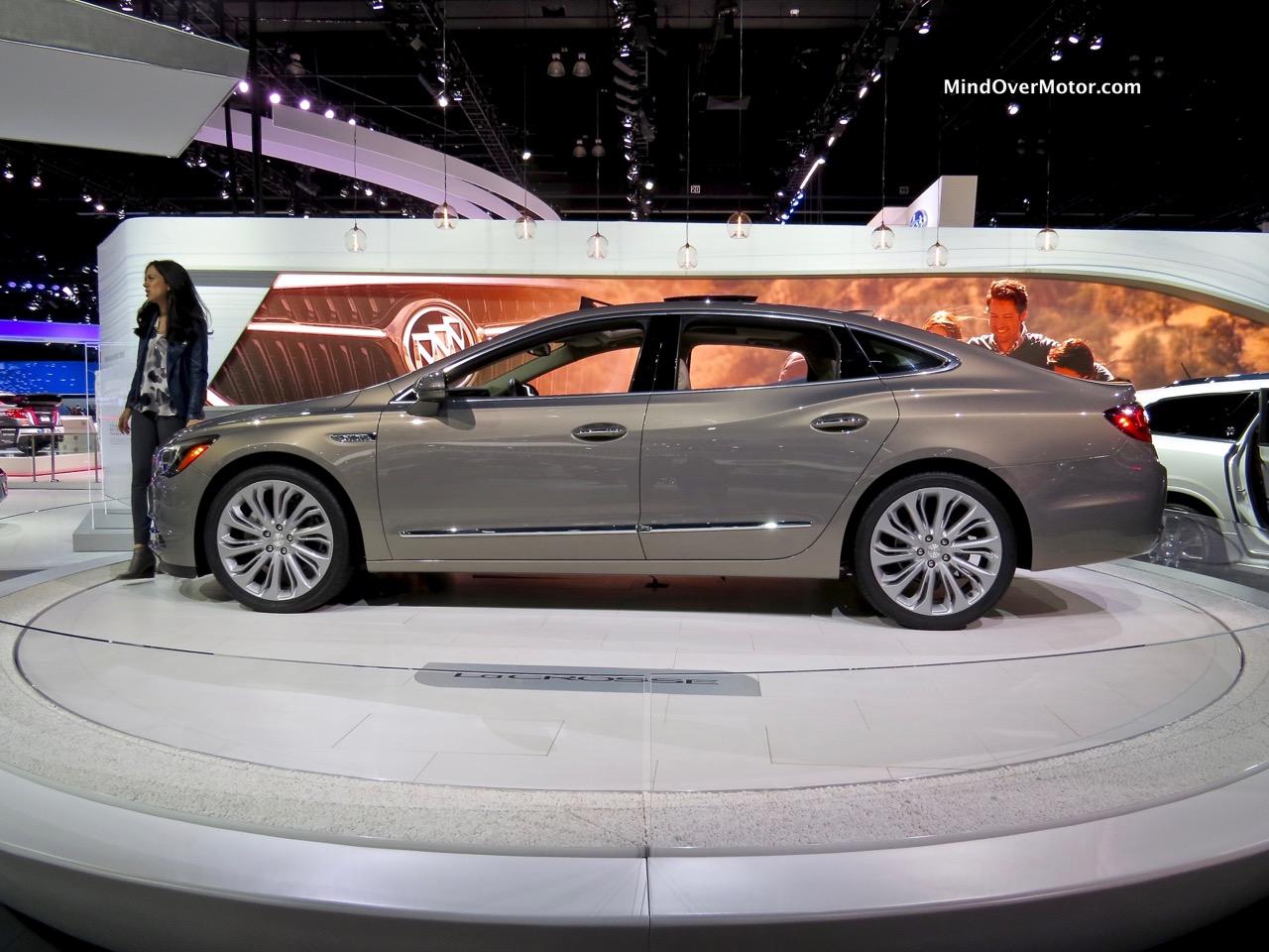 Buick LaCrosse Side