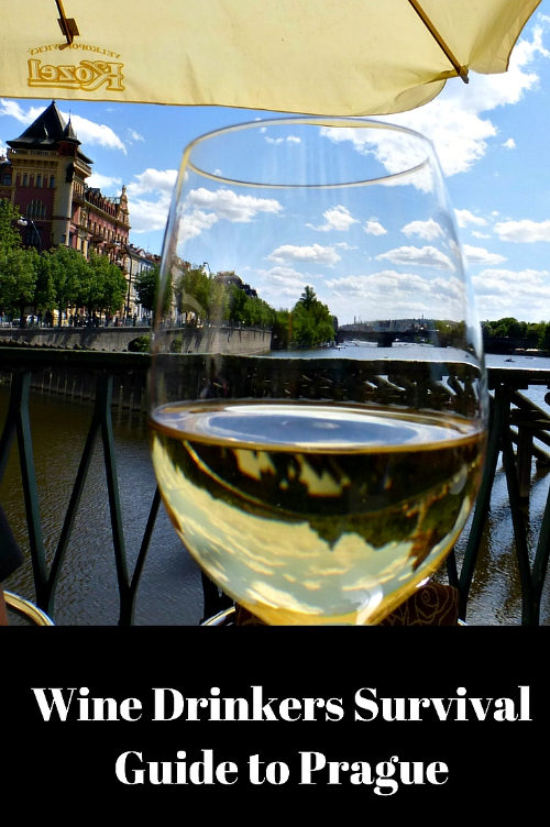 Wine tasting in Prague