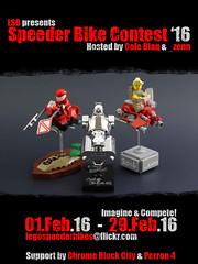 Speeder Bike Contest '16
