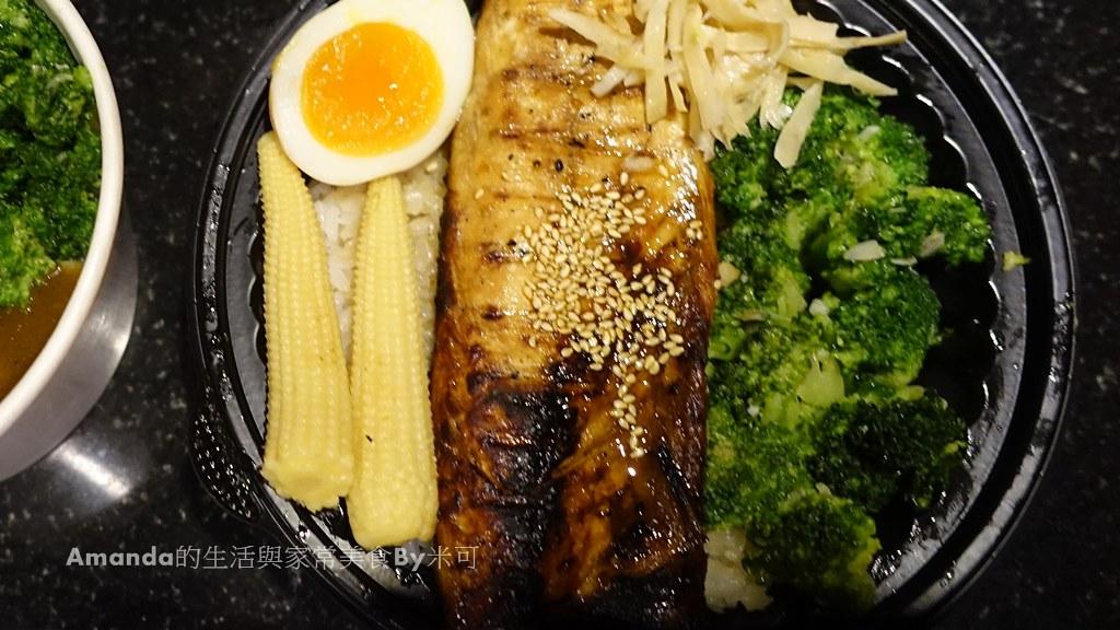 惡 燒肉,日式燒肉,梅花燒肉,烤雞腿,燒肉便當,牛燒肉 @Amanda生活美食料理