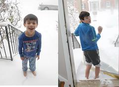2016 snowzilla: tale of two blizzards