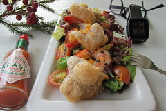 Zesty Shrimp Cocktail Salad