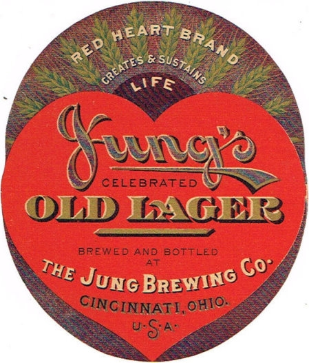 Jungs-Old-Lager-Beer-Labels-Jung-Brewing-Co-Western-Brewery