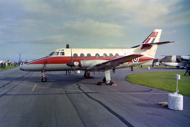 XX496/D Jetstream T.1