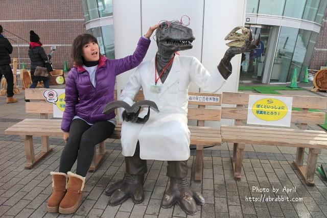 日本福井縣,福井縣立恐龍博物館,大人小孩都愛的景點,適合親子旅遊!