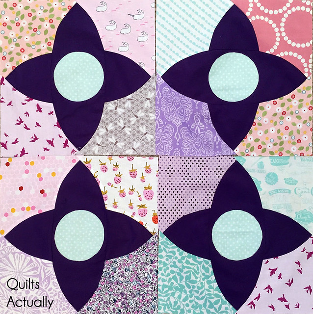 Meadow Quilt Practice Blocks