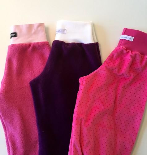 Bukser med ribb