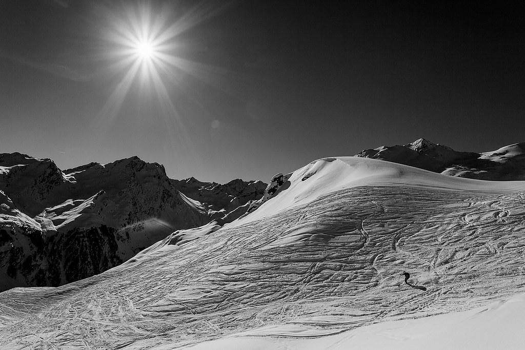 AUT, Tirol, Stubaier Alpen, Lampsenspitze. Foto: Jakub Cejpek, cejpek.com:http://www.cejpek.com/