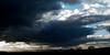 Sunlight through the cloud