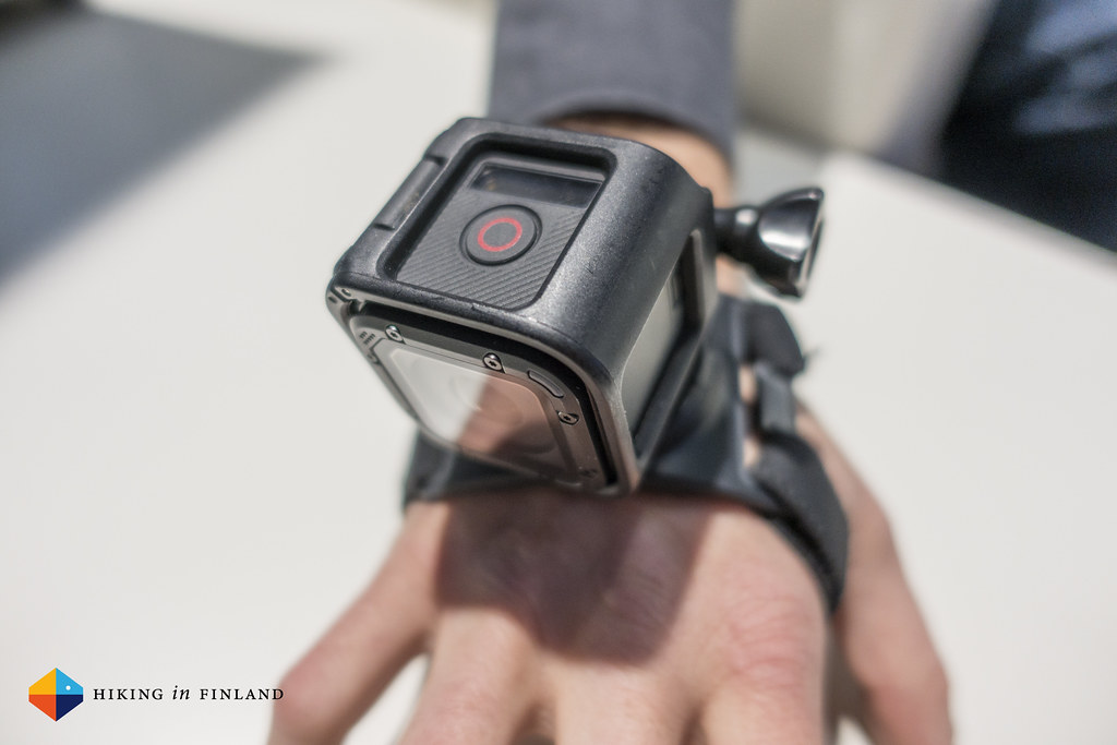 GoPro Hero 4 Session Wrist Strap