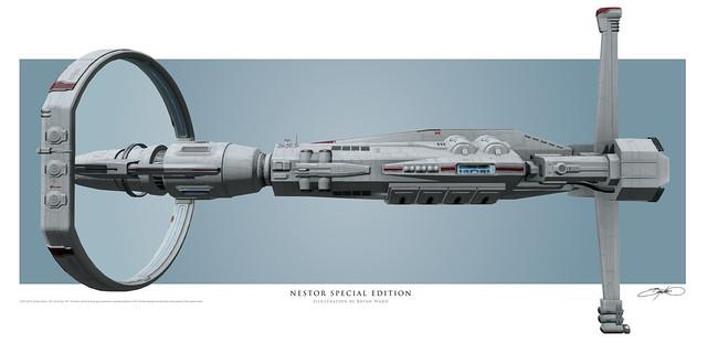 Nestor Special Edition Art Print