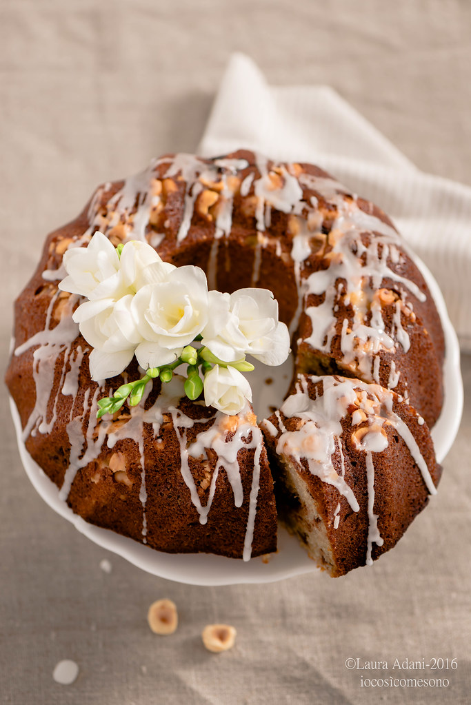 Ciambella Cake Recipe Using Cornflour